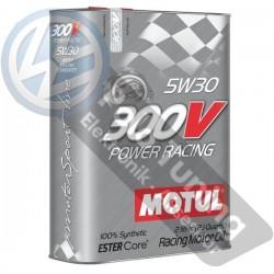 MOTUL 300V Power Racing 5W30 Tam Sentetik Motor Yarış Yağı