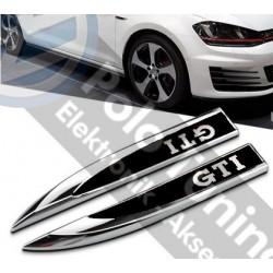 GTI Oem Bagaj logosu