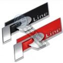 R Line Bagaj ve Çamurluk Logosu, Paslanmaz