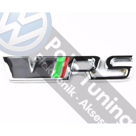 Skoda VRS Panjur Logosu Amblemi